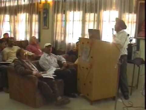 Dr Ravi Prakash Arya convened World Spirituality Conference Part 2