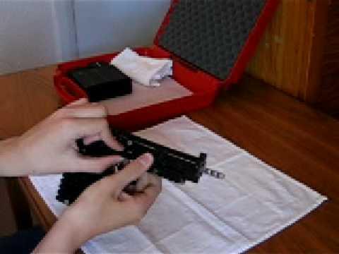 lego technic handgun (Colt 1911-A1)