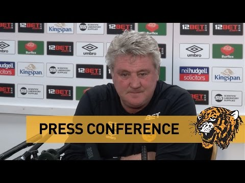 The Tigers v Chelsea | Press Conference With Steve Bruce