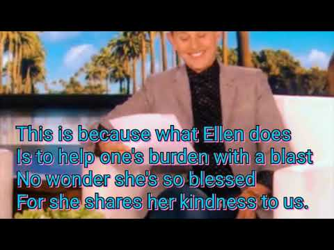 Ellen DeGeneres: Voice of Gratefulness