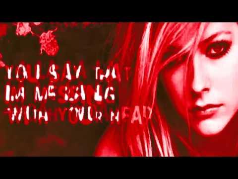 Avril Lavigne Black Star Goodbye Lullaby Lyrics What The Hell Smile Push + Ringtone Download video