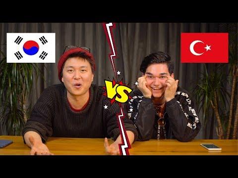 CHABY HAN vs ALİ ERTUGRUL (GÜNEY KORE vs TÜRKİYE)