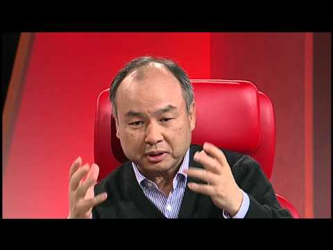 SoftBank CEO Masayoshi Son | 2014 Code Conference