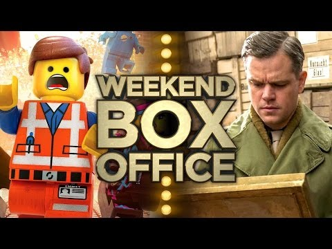 Weekend Box Office - Feb. 7-9, 2014 - Studio Earnings Report Hd video