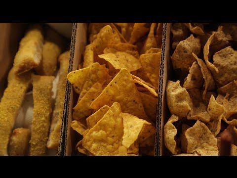 Super Bowl Food Porn video