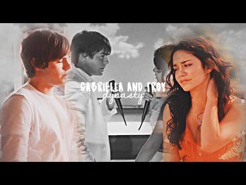 ●Troy & Gabriella | ❝ᴀʟʟ ɪ ɢᴀᴠᴇ ʏᴏᴜ ɪs ɢᴏɴᴇ..❞