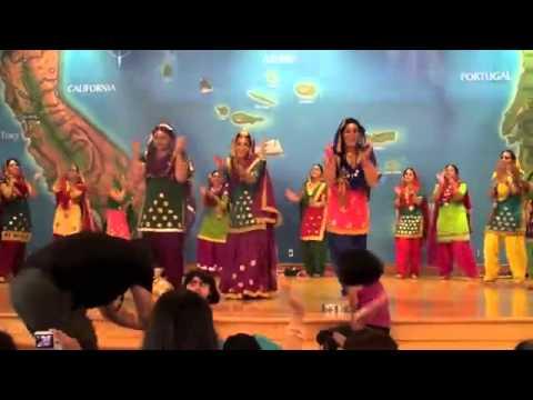 Tracy Dia Mutiyara Gidha 2011 Punjabi Culture