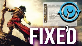 How To Fix Prince Of Persia The Two Thrones Launch Game Error/Disable - Best Method To Fix 2017