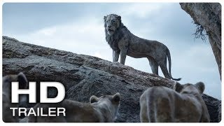 THE LION KING Scar Kills Mufasa Trailer (NEW 2019) Disney Live Action Movie HD