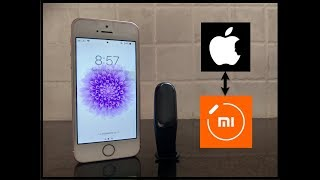 How To Connect Mi Band 3 To iPhone | Apple iPhone SE | Complete Guide