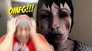 [HILARIOUS!] BIGGEST JUMPSCARE OF MY ENTIRE LIFE!!! [EVIL]