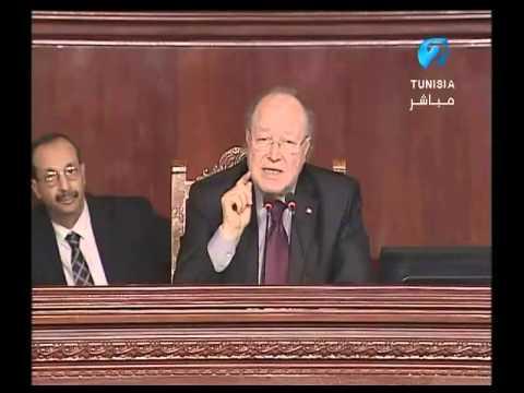 Mongi Rahoui refuse le 1er article de la Constitution