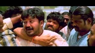 Kazhugu - Kazhugu - Pradeep Rawat Kills Rival Don - Tamil Action Scenes