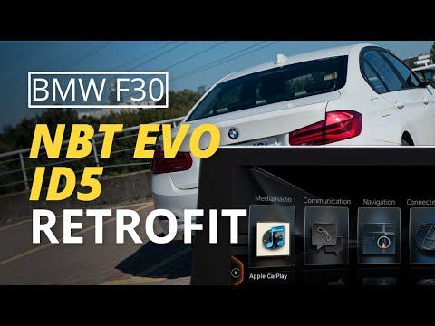 bimmertech f30 nbt evo id5 retrofit with carplay demo part