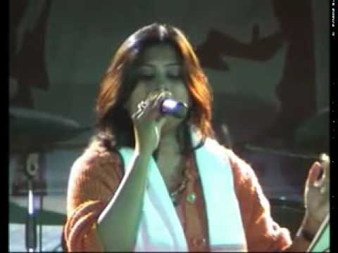 Silsila Yeh Chahat Ka(devdas) - Live Performance By Anindita video