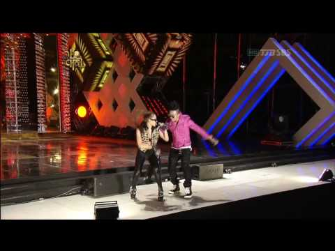 20091229 G-DRAGON-The Leaders(Feat.CL)