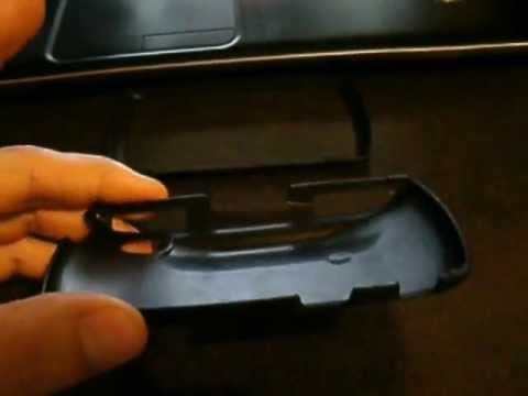 Sony Ericsson Xperia Play rubberized hard plastic case review
