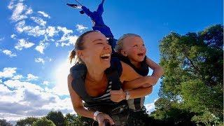 Action och galna upplevelser i Rotorua - Nya Zeeland VLOGG