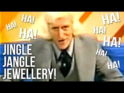 Jimmy Savile 'Jingle Jangle Jewellery'- Do the 'Jimmy Jangle'!