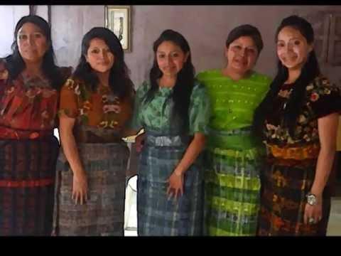 Bellezas  de Santa Cruz Barillas  ...son  Txomb'al