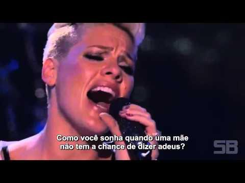 Pink - Dear Mr. President (Live HD) Legendado em PT- BR