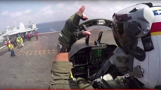 Behind the Scenes: Day Carrier Landings