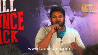 Chennai Will Bounce Back Album Launch