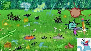 Oggy and the Cockroaches  - The Magic pen (S04E14) - Hindi Cartoons for Kids