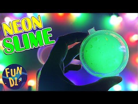 ✅ Neon Slime с новым загустителем Лайфхак? Очередная проверка рецепта лизуна от подписчика DIY