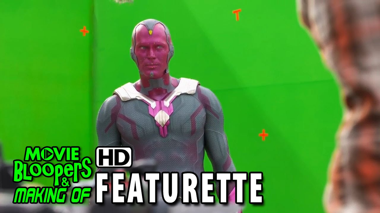 Avengers: Age of Ultron (2015) Blu-ray/DVD Featurette - Concept of Vision