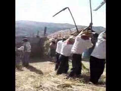 Malha Tradicional de Tendais.Agosto 2007.Fragmentos