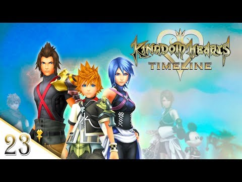 KINGDOM HEARTS TIMELINE - Episode 23: The Picture of a Hero