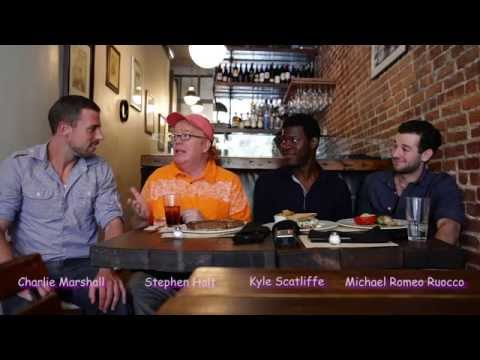 Charlie Marshall, Kyle Scatliffe & Michael Romeo Ruocco @The Marshal~ Stephen Holt