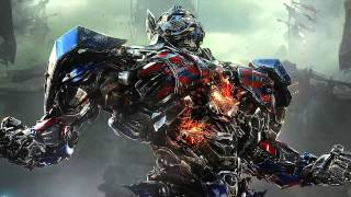 Autobots Reunite Transformers Age of Extinction OST Official Soundtrack