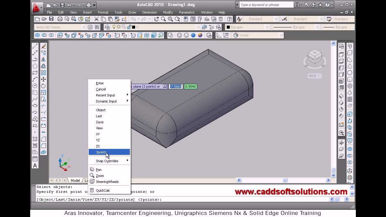 how to use trim command in autocad