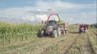 Maize Silage ( 2012 ) with VALTRA A95 - Çokcanlar