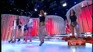 Miss Hungary 2012  - Alexandra Stan - Get Back (ASAP) (Remix)