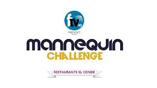 Mannequin Challenge - Restaurante el Conde de Fernán Núñez