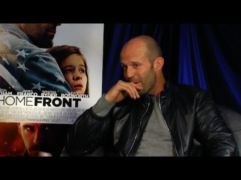 Jason Statham Interview - HOMEFRONT - This Is Infamous