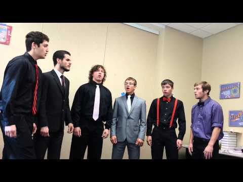 Nixa High School Men's Ensemble, State Performance