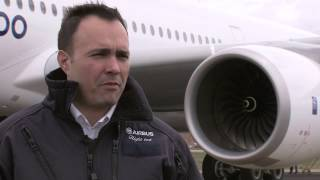 A350 XWB: Engine testing in Bolivia and Canada