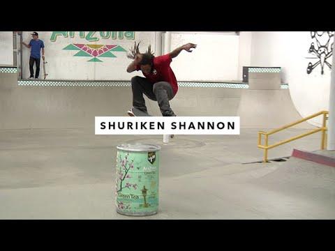 Shuriken Shannon: TWS Park