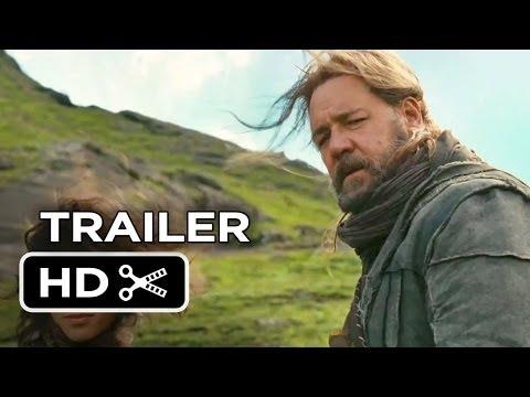 Noah TRAILER 1 (2014) - Emma Watson, Russell Crowe, Anthony Hopkins Movie HD
