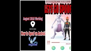 Pokemon Go How to Spoof on Android with Joystick HackTutorial August 18th