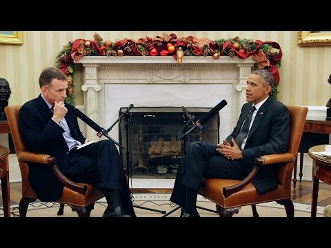 Obama to NPR: With Iran Nuclear Deal, Diplomacy Could Expand