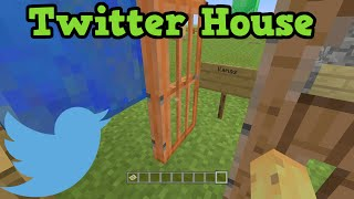 Download Minecraft Xbox - Twitter Building a House 3Gp Mp4