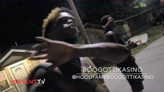 Raw Rap Vlog #5 - BTS of Damon Dizzle x Boogotti Kasino Music Video! (Nuevent x Quan Pacino x Roe D)