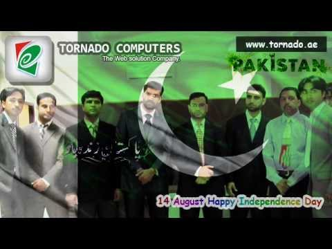 14 August Happy Independence Day 2011 - Tera Pakistan Hai Yeh...