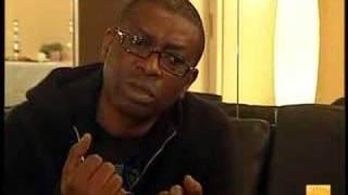 Youssou N Dour Ambassadeur Des Etoiles Pour La Terre