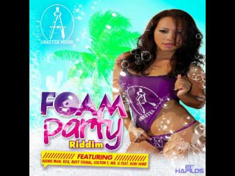 Rdx - Party Life [foam Party Riddim] October 2013 video